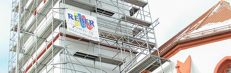 Reber-Maler-Fassaden